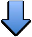 downward blue arrow